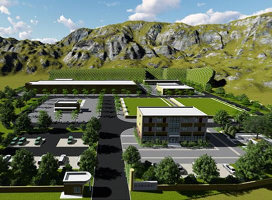 广西省巴马瑶族自治县自来水厂及乡镇、村屯污水治理EPCO项目—自来水厂