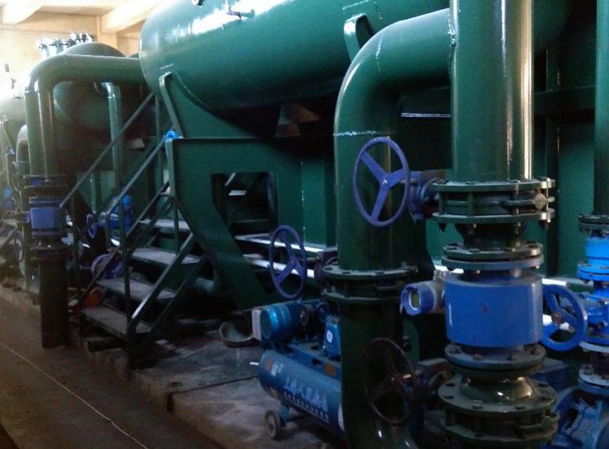 永吉县经济开发区污水处理工程一期