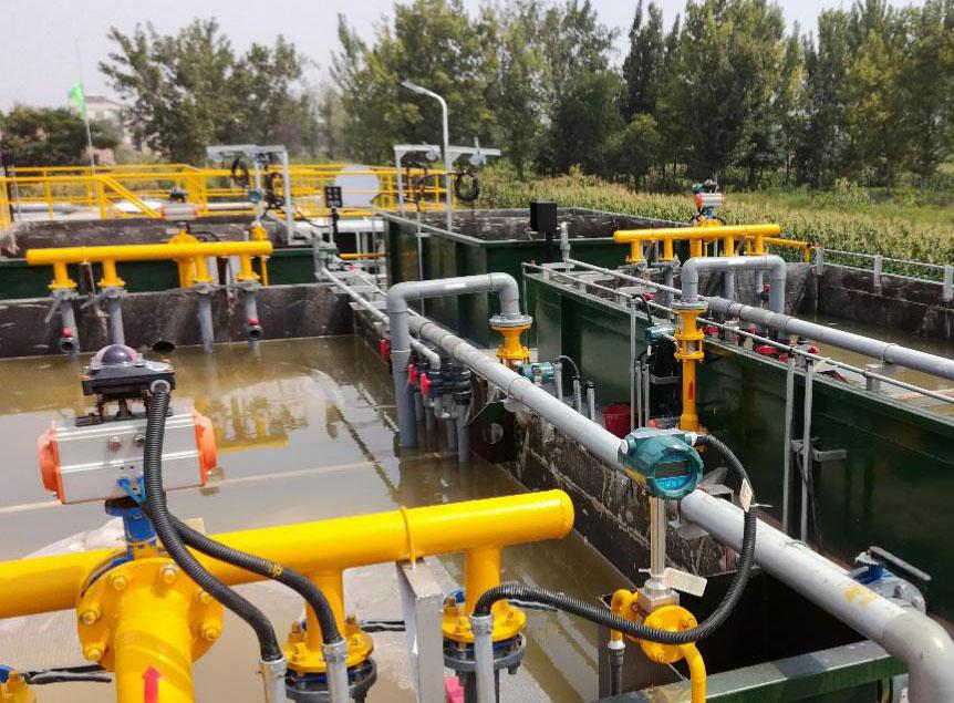 陕西省合阳县洽川风景区供排水一体化项目
