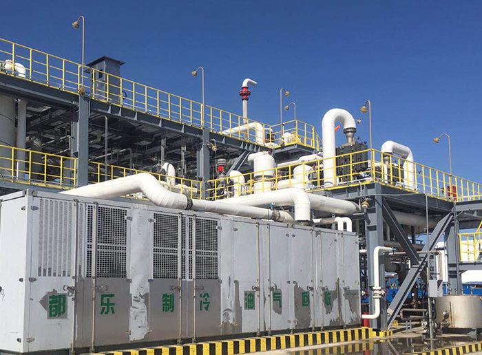 万华化学集团股份有限公司MTBE储罐油气回收处理装置深冷单元油气回收设备