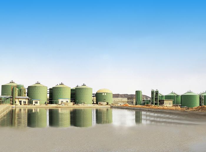 山东民和牧业(二期)4.2万方生物天然气项目
