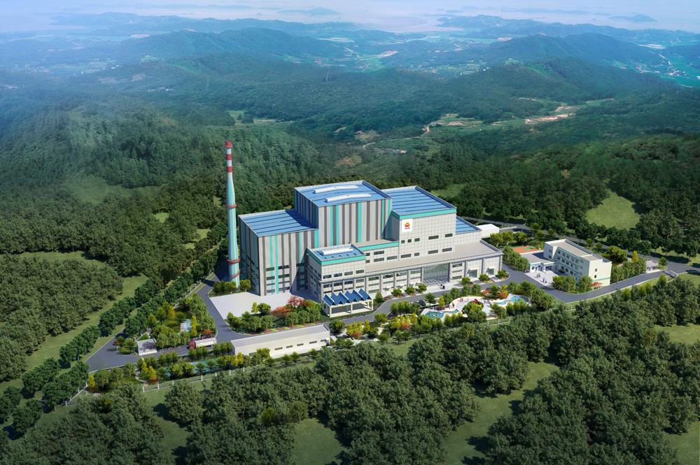 吉林省敦化市垃圾焚烧发电项目