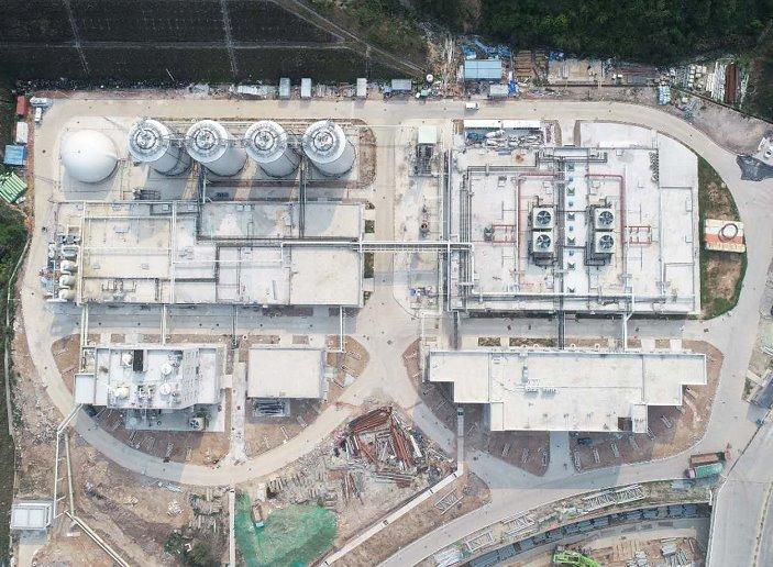 深圳市东部环保电厂渗沥液ballbet苹果下载项目