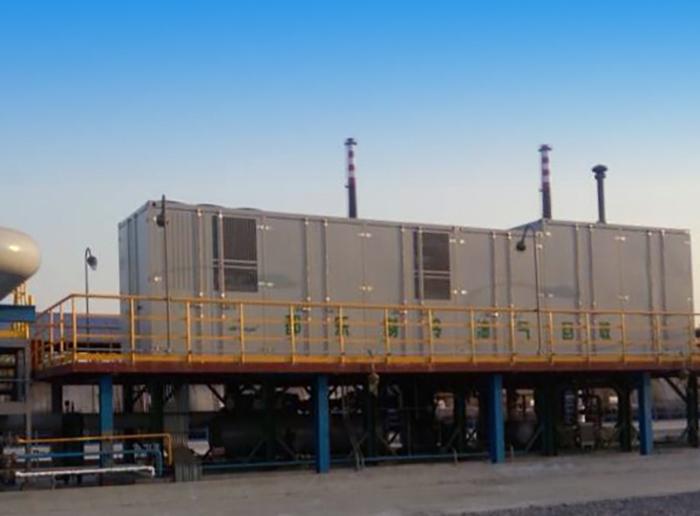中国石油锦西石化分公司汽油装车设施隐患治理项目